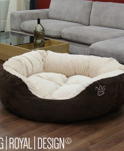 Hundesofa XXL dog royal design