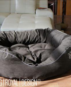 Hundeshop Hundebett GIGA schwarz
