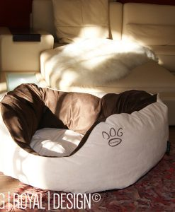 hundebett dog royal design