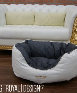 Hundesofa Kunstleder dog royal design