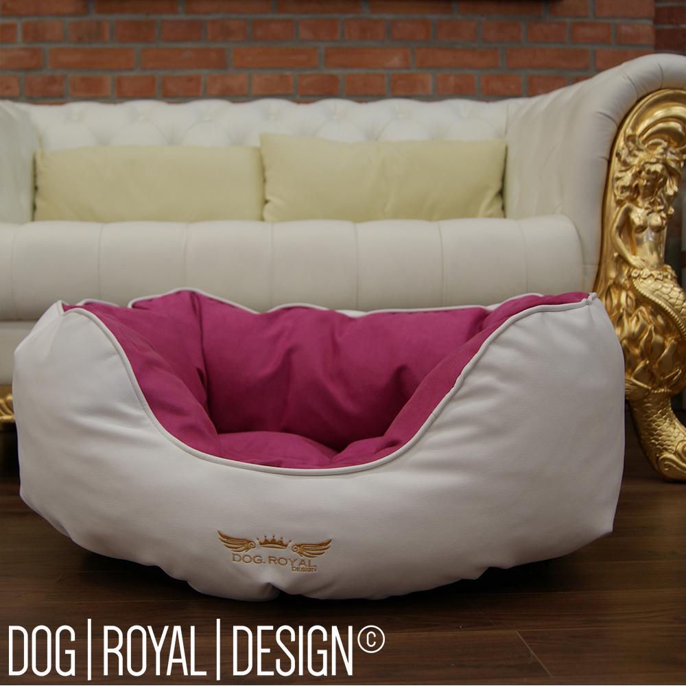 Hundebett Design | Hundebett SnowWhite pink 1
