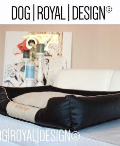 Hundebettenmanufaktur Kunstleder Hundebett snoop