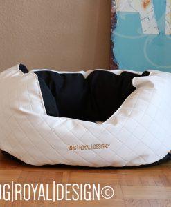 Hundekorb snowwhite schwarz